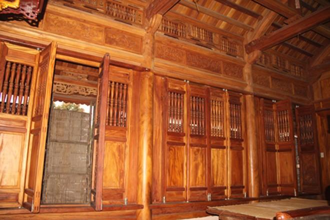 3 ngôi nhà gỗ mít độc đáo nhất Việt Nam