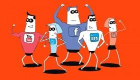 5 bước để thành công trên mạng xã hội