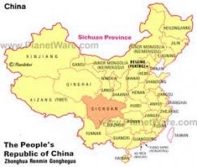 Am thuc Trung Hoa : vung Tu Xuyen