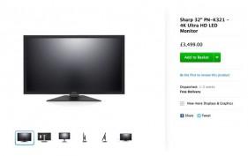 Apple bán màn hình 4K của Sharp để phục vụ người dùng Mac Pro 2013