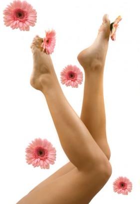 Bí quyết có đôi chân nuột nà mùa hanh
