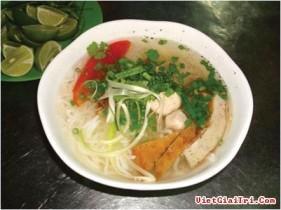 Bí quyết nấu bún cá Ninh Hòa