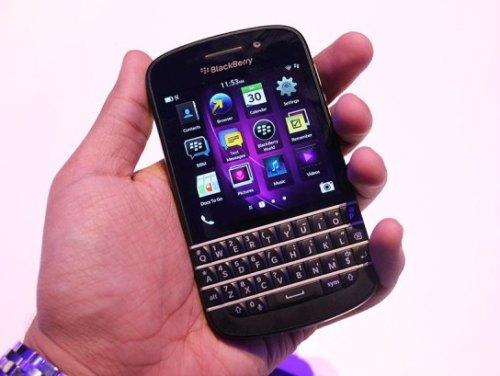 BlackBerry Q10: Những lỗi thường gặp và cách khắc phục