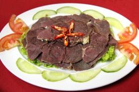 Đến quán đồ Bắc thưởng thức hai món bò ngon ở Sài Gòn