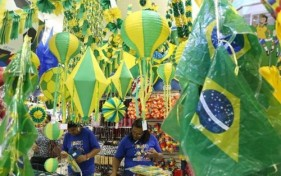 Doanh nghiệp Brazil thiệt hại hàng tỷ USD vì World Cup