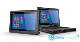 Getac V110 notebook và F110 tablet : mỏng và chống sốc