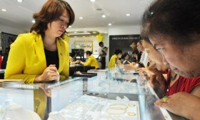 Giá vàng SJC bật tăng lên 36,5 triệu đồng