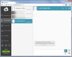 Gửi và nhận SMS trên Android bằng máy tính