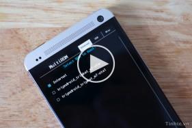 Huong dan su dung MultiROM - cai nhieu ROM va tuy chon boot cho HTC One