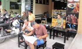 Kinh doanh cà phê nhượng quyền giá mềm lãi cao