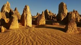 Lạc vào 'hành tinh khác' ở sa mạc nước Úc