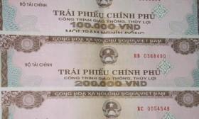 Lợi tức trái phiếu Việt Nam giảm mạnh
