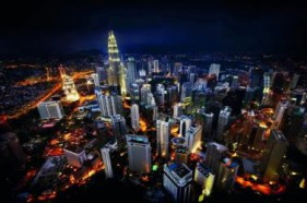 Mua sắm thả ga ở Malaysia.