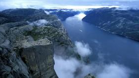 Những khung cảnh ngoạn mục ở Na Uy