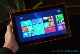 Nokia chuan bi tung tablet 8 inch chay Windows RT
