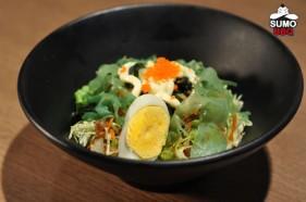 Thưởng thức Salad rong biển tại SumoBBQ.