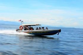 Trải nghiệm môn đi bộ dưới đáy biển ở đảo Sapi