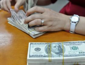 Tỷ giá ngân hàng lên kịch trần