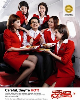 Vài nét về ứng dụng social media trong ngành hàng không Đông Nam Á