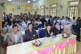 Viettel vì cộng đồng đến với đồng bào Lai Châu.