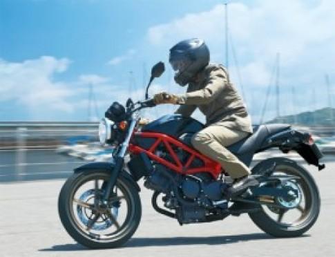 Ảnh Honda VTR 2015