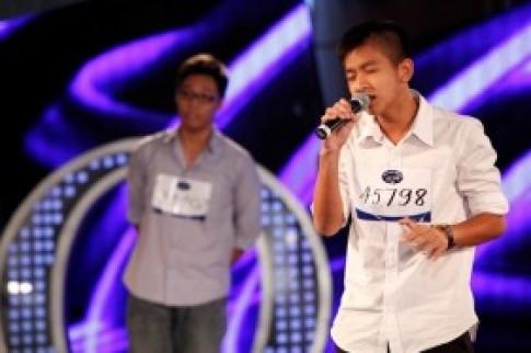 Chàng trai mắt hí gây sốt Vietnam Idol trượt vì thiếu tuổi