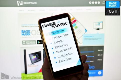 Đã có công cụ test điểm Benchmark cho các thiết bị Windows Phone 8