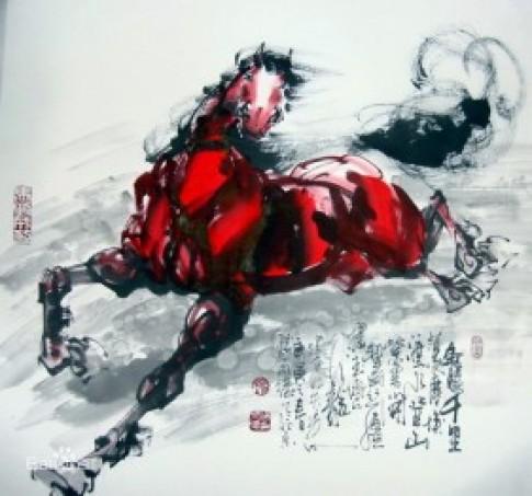 Những con ngựa nổi tiếng trong lịch sử Trung Quốc