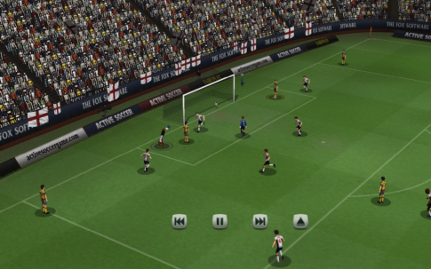 Tải game Active Soccer hay nhất cho android