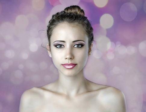 Vẻ đẹp phụ nữ 25 quốc gia thể hiện qua một gương mặt