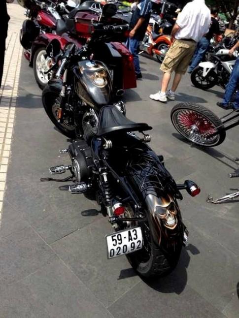 """10 mẫu độ môtô """"hot"""" nhất Việt Nam năm 2013"""