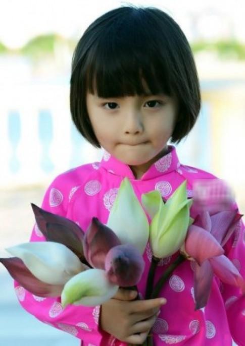 5 thiên thần nhí Việt khiến dân mạng xiêu lòng