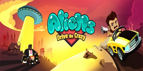 Aliens Drive Me Crazy v102 Full Apk Mod Unlimited Money