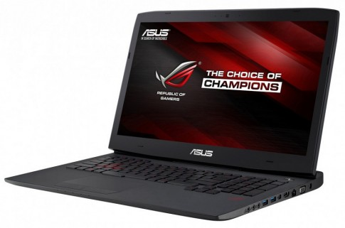 ASUS RoG ra mắt laptop chơi game G751