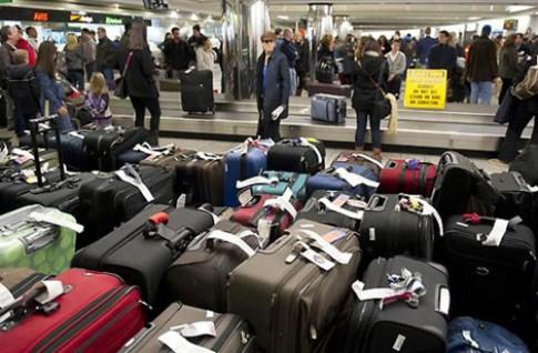 Bạn bi thất lạc hành lý khi đi du lịch ? Cách xữ lý nhanh nè
