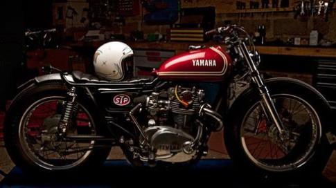 """Bản """"độ"""" độc đáo của Yamaha XS650"""