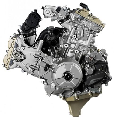 Bên trong động cơ Superquadro siêu hạng của Ducati