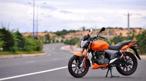 Benelli VLM150 - xe côn tay giá rẻ thị trường Việt
