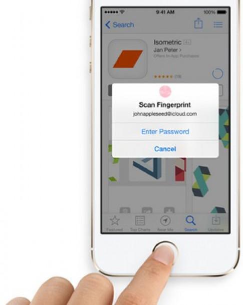 Bí mật cảm biến vân tay trên iPhone 5S bạn có biết ?