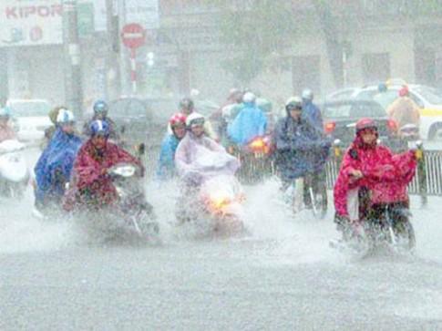 Cách bảo vệ xe trong mùa mưa
