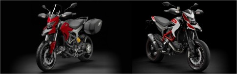 Cách phân biệt Ducati Hypermotard và Hyperstrada