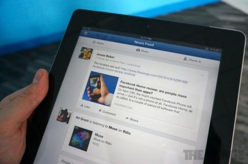 Cách vào Facebook trên điện thoại iPhone, iPad khi bị chặn