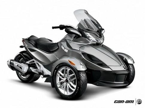Can-Am Spyder ST 2013 - dat xat ra mieng