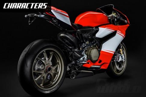 Cận cảnh Ducati 1199 Superleggera giá 1.37 tỷ đồng