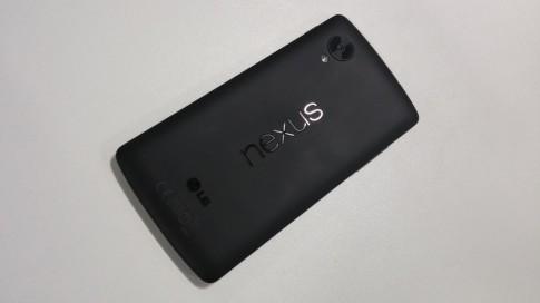 Cập nhật Android 5.0 cho Nexus 5 và Nexus 7