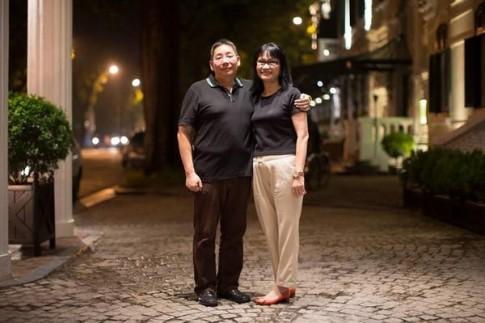Câu chuyện tình yêu xúc động của một gia đình Việt Nam được hàng vạn người chia sẻ
