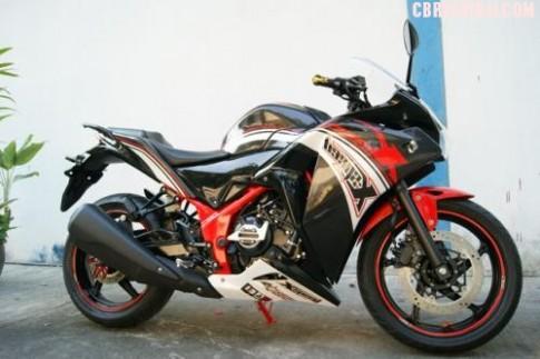 CBR 250 hàng độ X-Speed từ Thái Lan