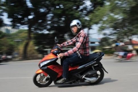 Chia sẽ kinh nghiệm lái xe máy tiết kiệm xăng
