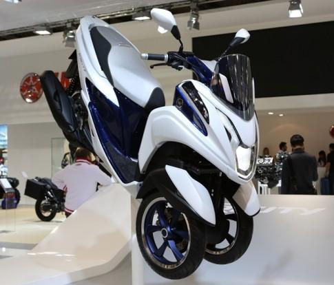 Chiêm ngưỡng loạt xe Yamaha tại triển lãm EICMA 2013