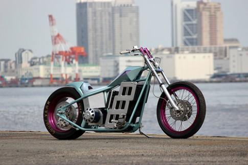 Choppers Forever - Độc đáo với thiết kế của tương lai